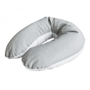 Nursing Pillow Cover - Sirene Grey