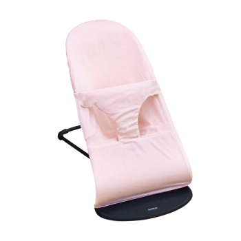 Bouncer Cover for Babybjörn® - Pink Bows