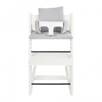 Highchair Cushion - Sirene Grey