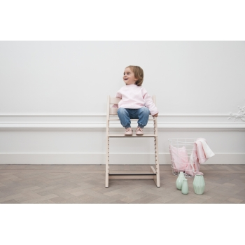 Highchair Cushion - Sirène Grey