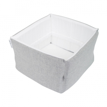 Nursery Basket - Sirene Grey