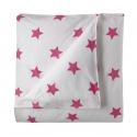 Bright Pink Stars Duvet (Single)