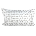 Grey Elephant Pillow Cover