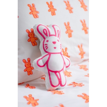Bunny Printed Cushion