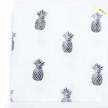 Pineapple Muslin Swaddle