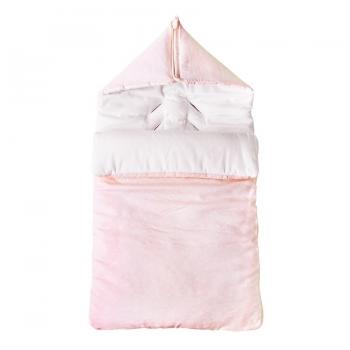 Universal Footmuff - Pink Bows