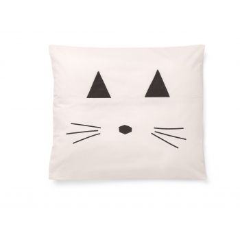 Cat Pillow Cover - Carla