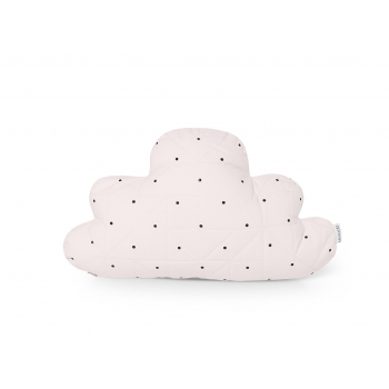 Cloud Pillow Luna - Rose Classic Dot