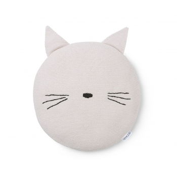 Knit Pillow Kaj - Cat