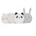 Knit Pillow Kaj - Rabbit