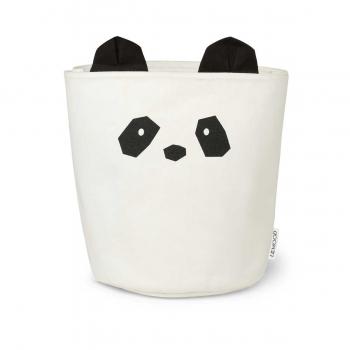 Storage Basket Aya - Panda (Creme)