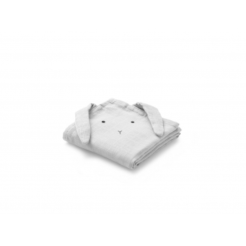 Rabbit Muslin 2 pack - Hanna
