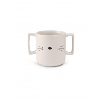 Cat Cup with Handle - Frida