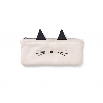 Pencil Case Pelle - Cat