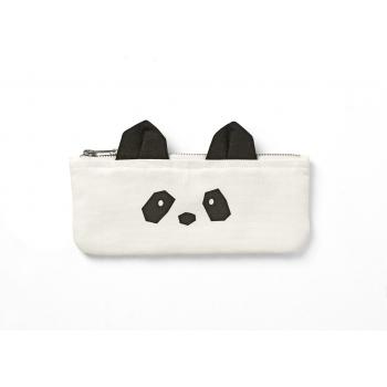 Panda Pencil Case - Pelle