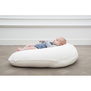 Nursing Pillow Cover - Diamond Ivory