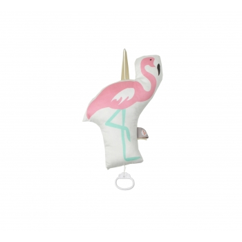 Flamingo Music Mobile