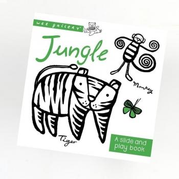 Jungle Slide & Play Book