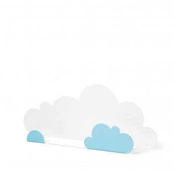 Blue Cloud Shelf & 4 Stickers