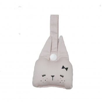 Cute Bunny Animal Rattle