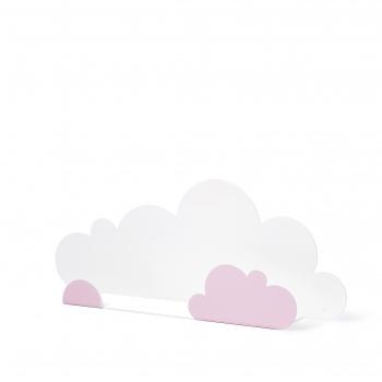 Pink Cloud Shelf & 4 Stickers