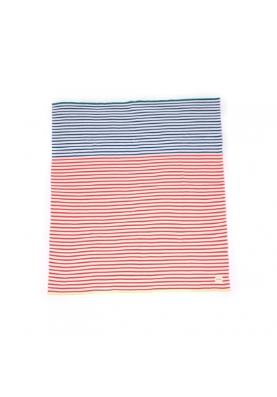 Multi Striped Blanket