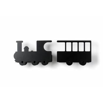 Black Train Shelf