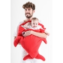 Red Shark Sleeping Bag