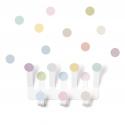 Pastel Dots Hanger & 10 Stickers