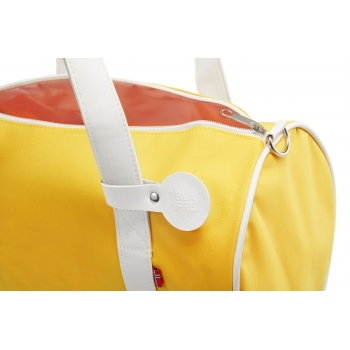 Yellow Gym Bag
