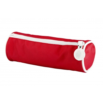 Red Pencil Case
