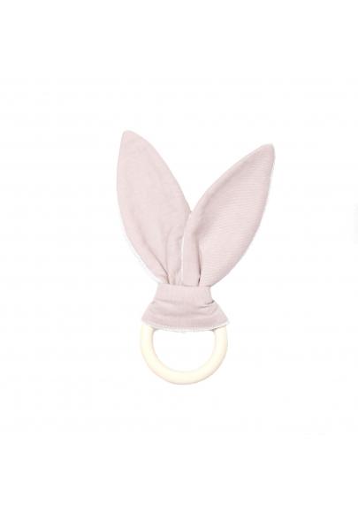 Cute Bunny Animal Teether