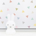 Pastel Triangle Wall Stickers