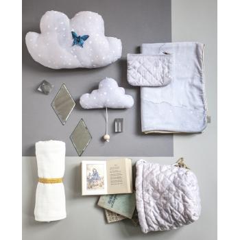 Dreamy Cloud Zip Pouch