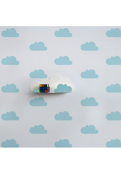 Blue Cloud Stickers
