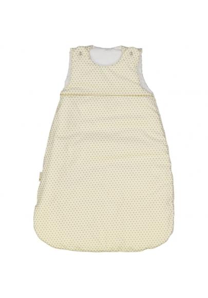 Golden Dots Sleeping Bag