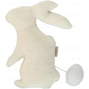 Silver Stars Music Bunny