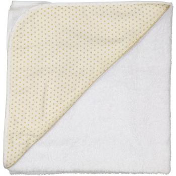 Golden Stars Hooded Bathing Towel