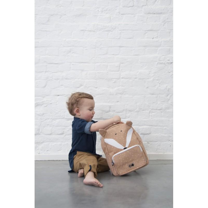 1986e1a9809 Mr Fox Backpack - Trixie | HeyLittleBaby