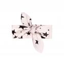Black Stars Headband