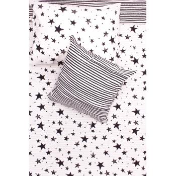 Black Stars & Stripes Junior Bedding