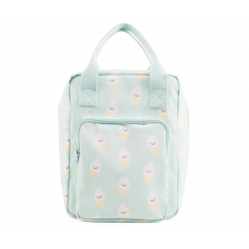 Mint Ice Cream Backpack