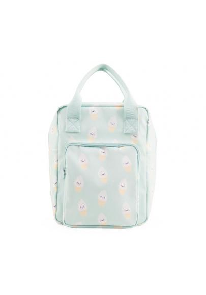 Mint Ice Cream Backpack