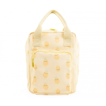 Yellow Lemon Backpack
