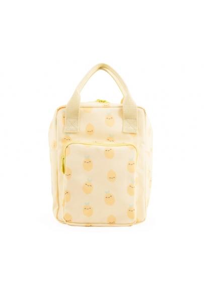 Yellow Lemon Backpack