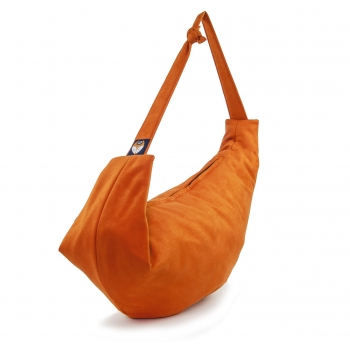 Orange Cotton 3-in-1 Changing Bag
