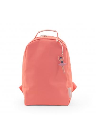 Neon Pink Miss Rilla Mini Backpack