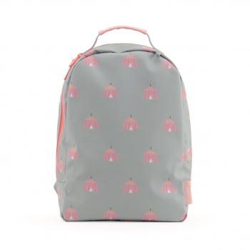 Circus Tent Sage Green Miss Rilla Backpack