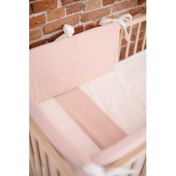 Pink Bedbumper