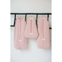 Pink Winter Sleeping Bag